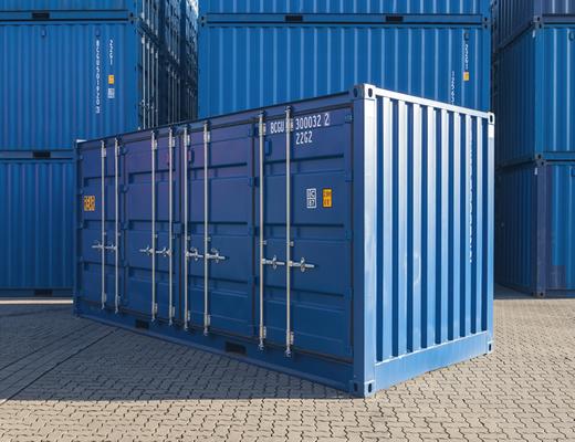 Bloedorn Container
